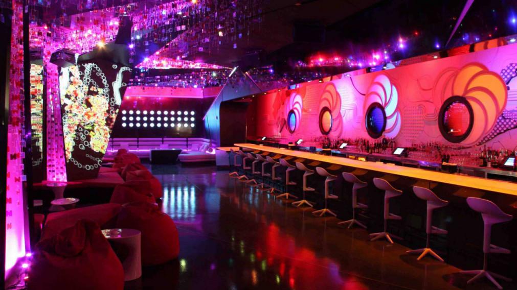 Контроль кассовых операций в ночном клубе